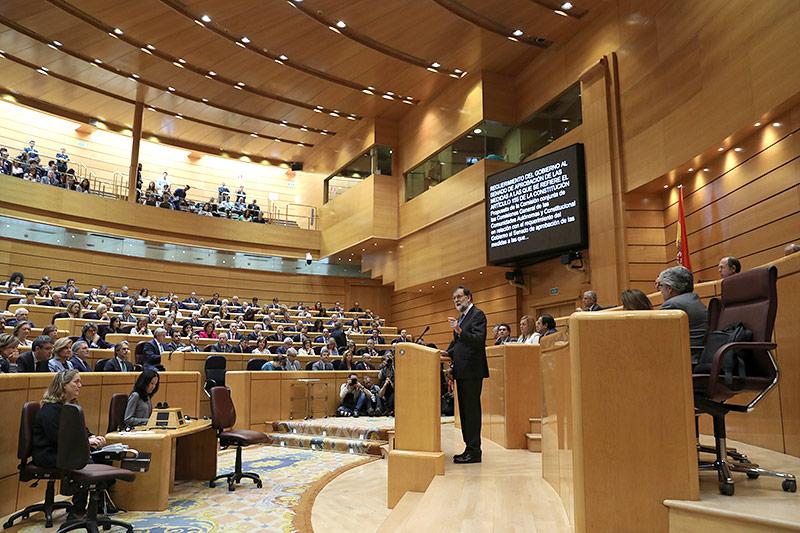 Senat in Madrid