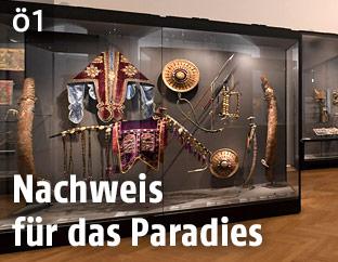 Eindrücke aus dem Weltmuseum