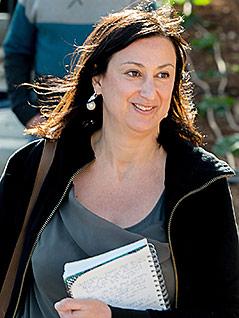 Ermordete Journalistin Daphne Caruana