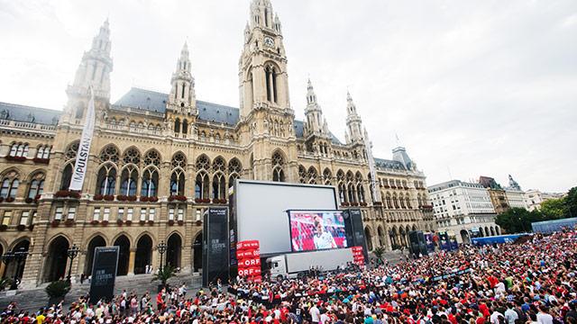 Poller für Wiens exponierte Plätze