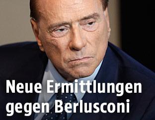 Italiens Ex-Ministerpräsident Silvio Berlusoni