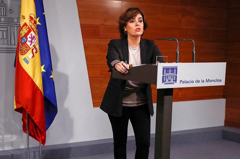 Puigdemont soll sich in Brüssel aufhalten