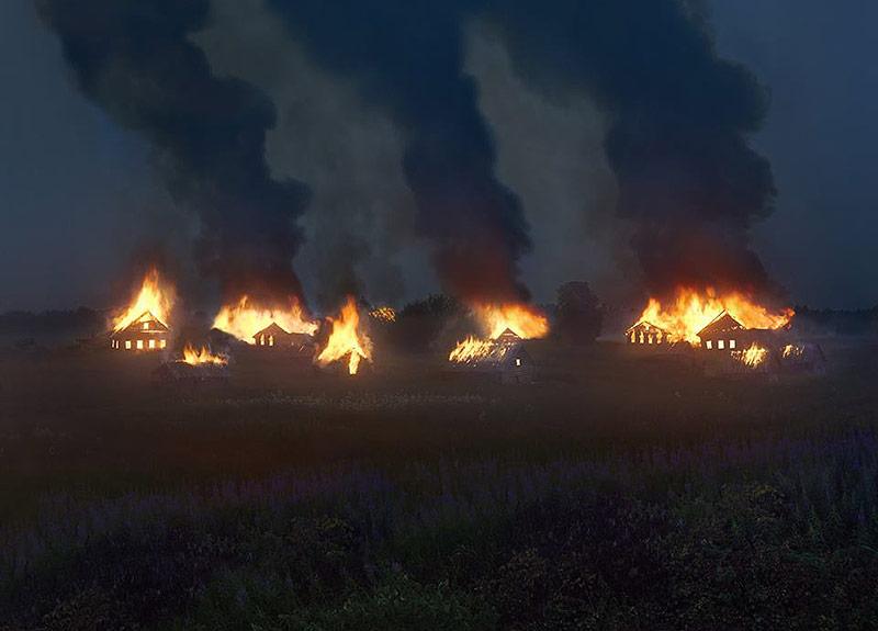 "Danila Tkachenko: ""Ritual"""