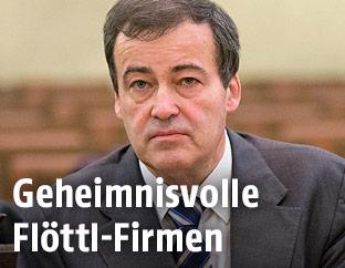 Investmentbanker Wolfgang Flöttl