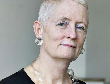 Porträt von Mieke Bal