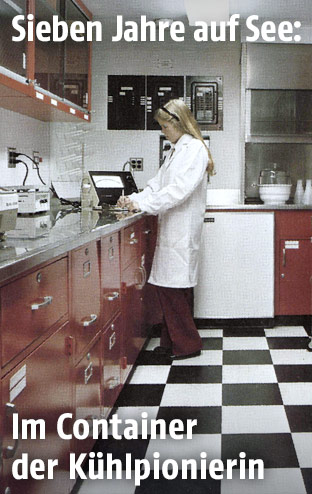 Forscherin Barbara Pratt