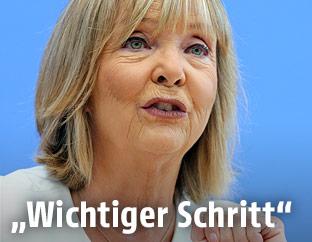 Die Leiterin der Antidiskriminierungsstelle des Bundes, Christine Lüders
