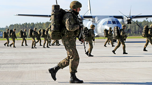 EU verstärkt militärische Zusammenarbeit