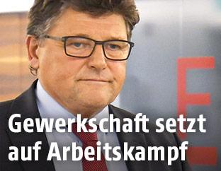 Arbeitnehmerverhandler Rainer Wimmer