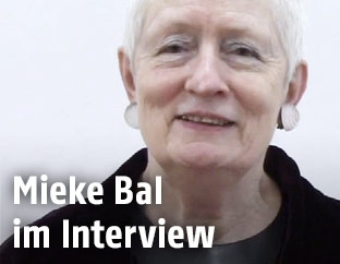 Die niederländische Literaturwissenschaftlerin Mieke Bal