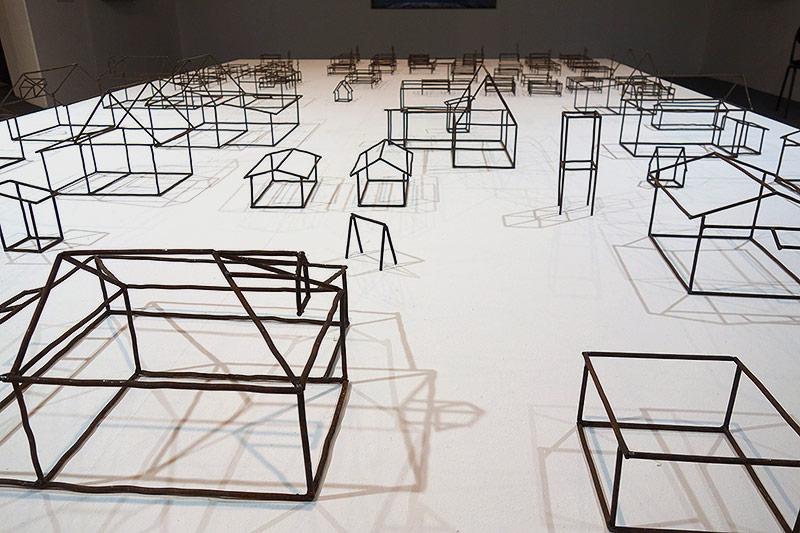 "Anya Zholud: ""Landscape"" (2013)"
