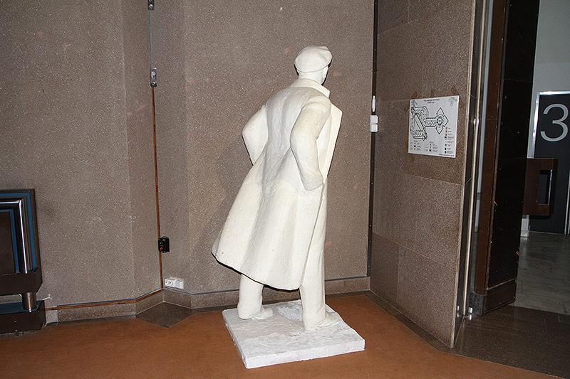 Lenin-Statue