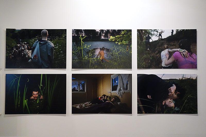 "Arnold Veber: ""The rural enlightenment"" (2017)"
