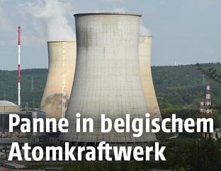 Das belgische AKW Tihange