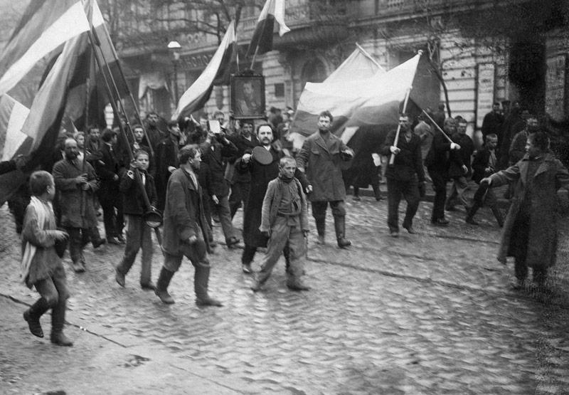 """""""Blutsonntag"""" in Petersburg 1905"""