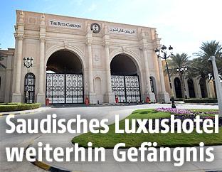 Ritz Karlton Hotel in Riad