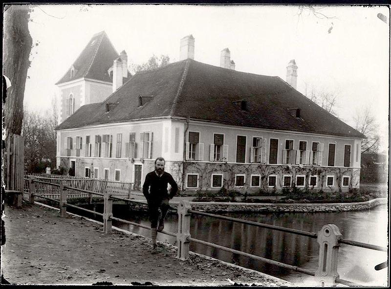 Internierungsstation Grossau, 1914-1918