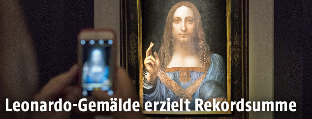 Gemälde von Leonardo da Vinci