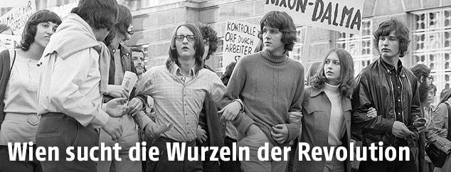Studentenproteste, 1972
