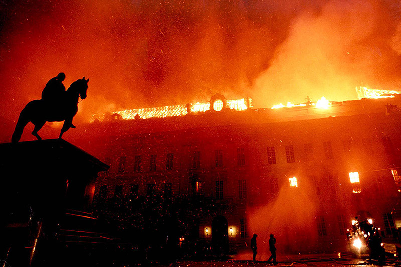 Hofburgbrand