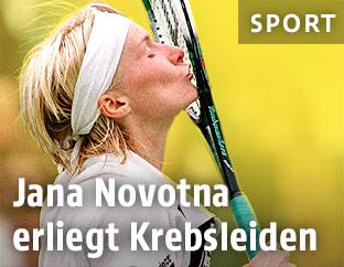 Jana Novotna, 1998