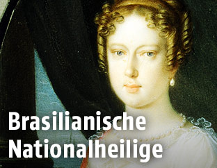 Porträt von Erzherzogin Leopoldine