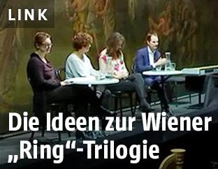 """Einführungsmatinee zur """"Ring""""-Trilogie am 19.11.2017"""