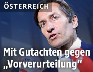 Ex-Finanzminister Karl Heinz Grasser