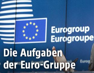 Logo der Euro-Gruppe
