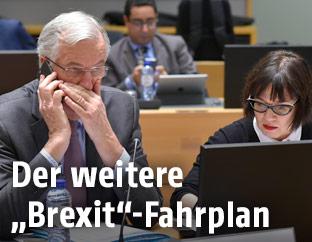 EU-Verhandlungsführer Michel Barnier