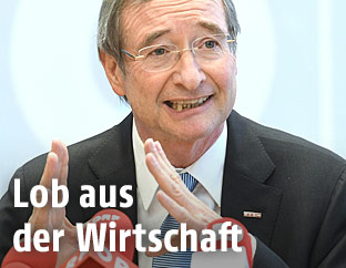 WKÖ-Präsident Christoph Leitl