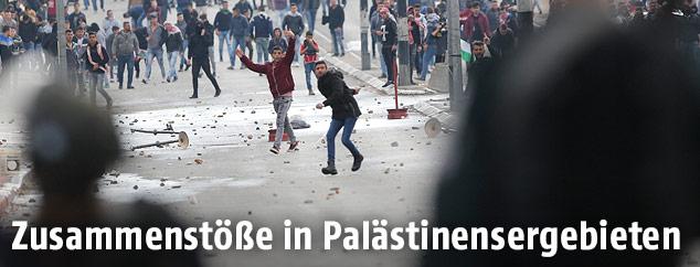 Unruhen in Betlehem