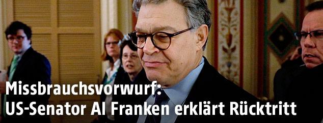 US-Senator Al Franken