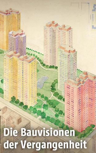 "Josef Frank: ""Slum Clearance Project"", Manhattan New York"
