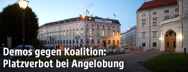 Bundeskanzleramt und Präsidentschaftskanzlei