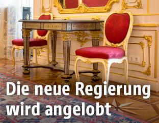 Innenansicht der Hofburg