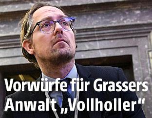 Grassers Anwalt Norbert Wess