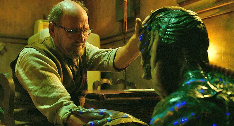 """Richard Jenkins in eines Szene des Film """"The Shape of Water"""""""