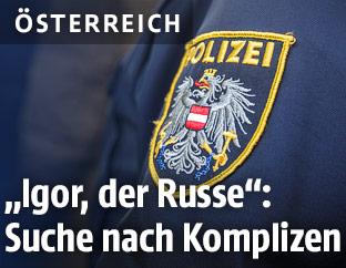 Polizeiaufnäher