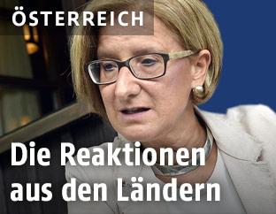 Die niederösterreichische Landeshauptfrau Johanna Mikl-Leitner (ÖVP)