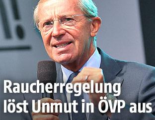 Der Salzburger Landeshauptmann Wilfried Haslauer