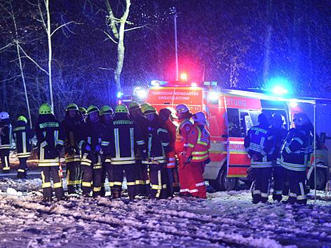 Flugzeugabsturz in Ravensburg
