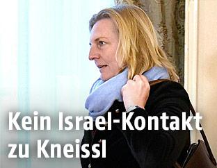 Aussenministerin Karin Kneissl