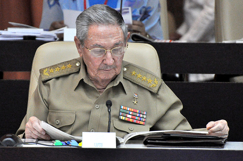 Raúl Castro: Kubanischer Präsident tritt im April ab