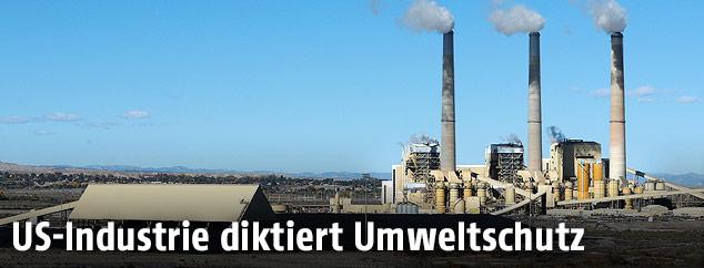 Kohlekraftwerk im US-Bundesstaat Utah