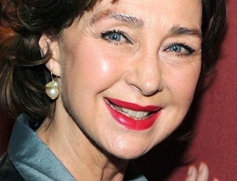 Schauspielerin Christine Kaufmann