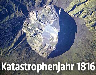 Vulkan Tambora
