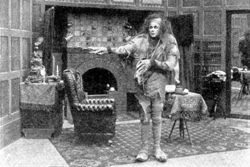 Ogle in der Verfilmung 1910