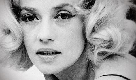 Die französische Schauspielerin Jeanne Moreau