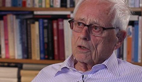 Publizist Hubert Feichtlbauer